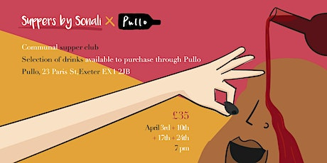 Suppers by Sonali X Pullo tickets