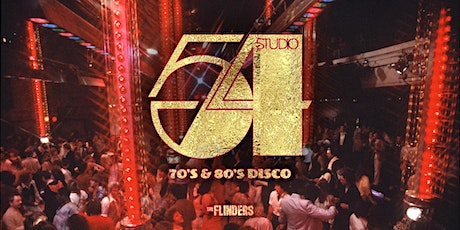 Studio 54 Tribute | 70's & 80's Disco Party tickets