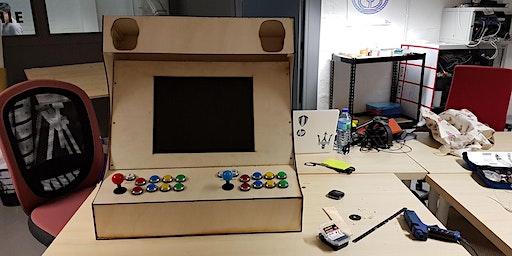 Projet : construire une borne d'arcade rétro