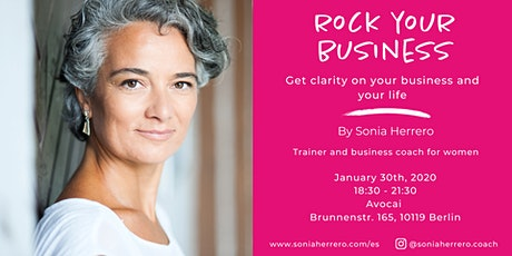 Rock your business: get clarity on your business and your life tickets