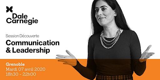 Communication & Leadership - Soirée de formation à Grenoble