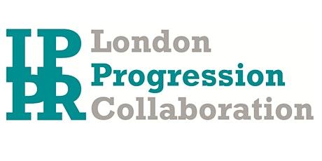 London Progression Collaboration Launch tickets