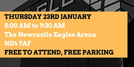 Newcastle Eagles Networking 2020 RE-LAUNCH tickets