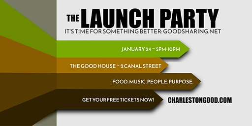 THE #GOODSHARING LAUNCH PARTY