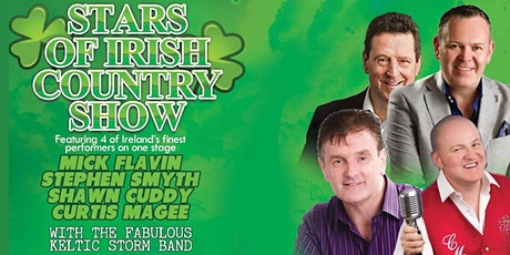 Stars of Irish Country Show tickets