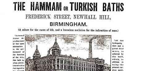 Heritage with a View: Victorian Turkish Baths tickets