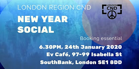 London CND New Year Social tickets