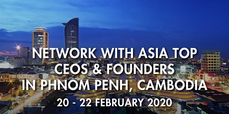 3D2N Global Networking Experience in Phnom Penh, Cambodia tickets