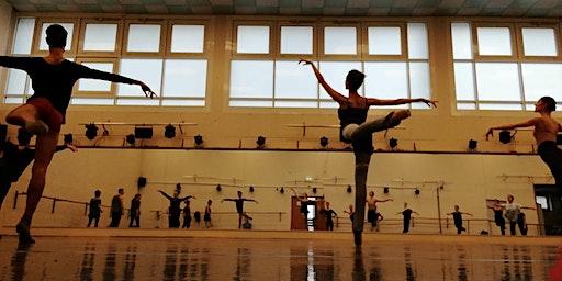 Adult Ballet Class (mixed level)