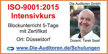 QM-Praxisworkshop: Qualitätsmanagement nach DIN EN ISO-9001 / 5 Tage inten. Tickets