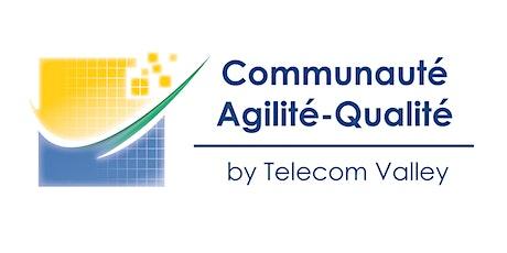 Communauté Agilité - TELECOM VALLEY billets