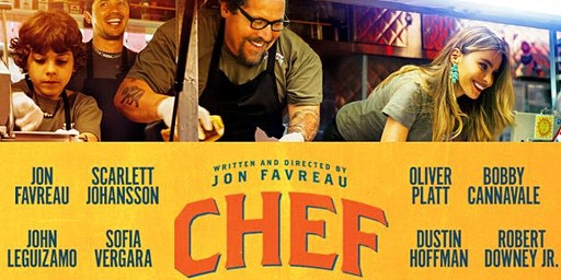 Friday Film Club 'Chef'