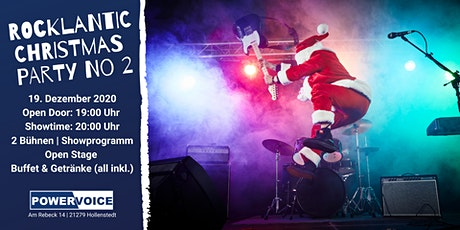 Rocklantic Christmas Party NO 2 tickets