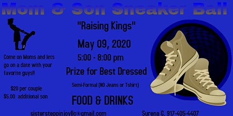 Mommy-Son Sneaker Ball tickets