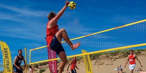 Beach Footvolley Championships
