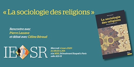 La sociologie des religions billets