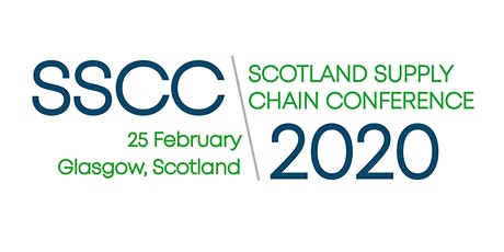 Scotland Supply Chain Conference & Exhibition 2020 tickets