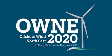 Offshore Wind North East 2020 tickets