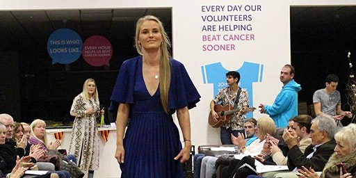 Great Yarmouth Fashion Show for World Cancer Day