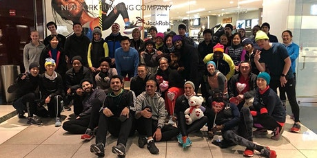Winter Evening Training Run in Central Park with Dr. Metzl tickets