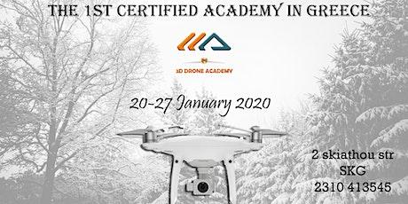 Drone Ground School - Jan 2020 - SKG tickets