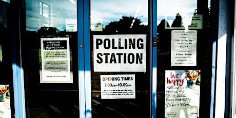 RSA Democracy Beyond the Ballot Box tickets