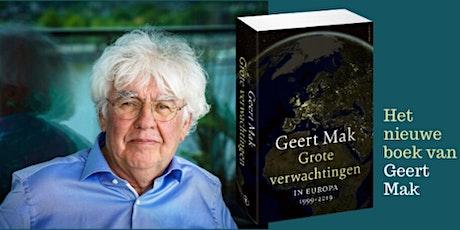 Geert Mak naar Bredevoort in Boekenweek tickets