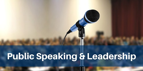 Public Speaking and Leadership (award hours) tickets
