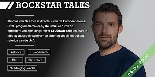 Rockstar Talk s4e1 // Thomas van Neerbos