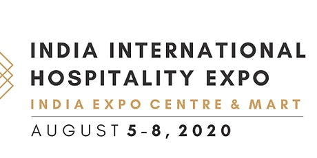 INDIA INTERNATIONAL HOSPITALITY EXPO tickets