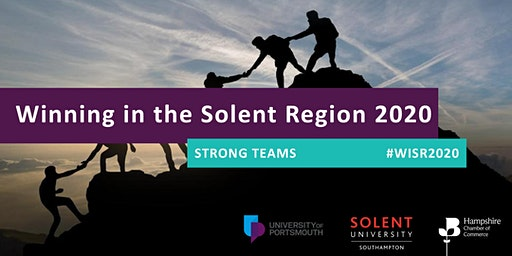 'Winning in the Solent Region' 2020 #WISR2020