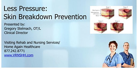 Less Pressure- Skin Breakdown Prevention tickets