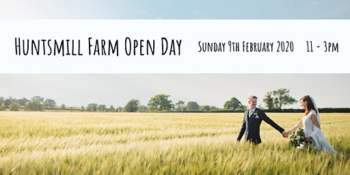 Huntsmill Farm February Open Day