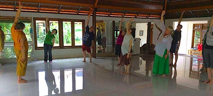 Medicine Buddha Inner Healing Retreat in Ubud Bali with Lama Tendar image