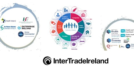 4th Joint eHealth Ireland and Northern Ireland Connected Health Ecosystems tickets