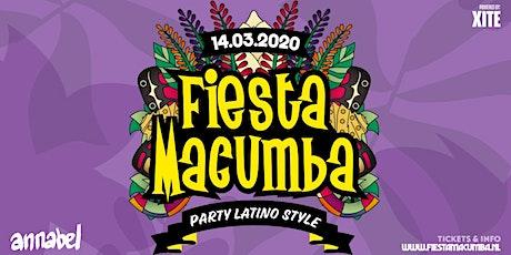 Fiesta Macumba tickets