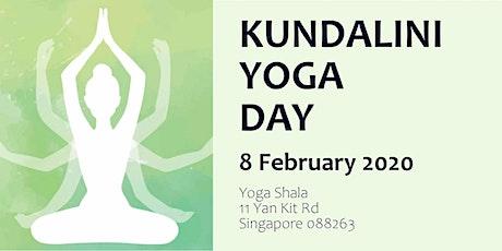Kundalini Yoga Day tickets