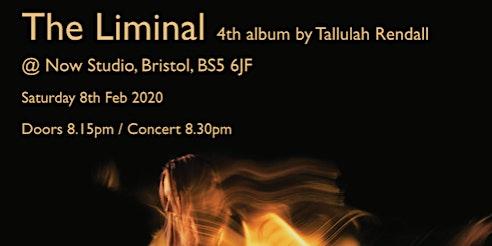 Tallulah Rendall + harp & cello - The Liminal Imbolc Celebration (Bristol)