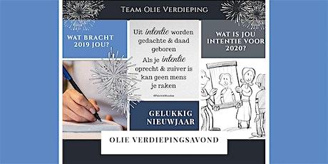 Olieverdiepingsavond Alphen a/d Rijn 23 januari 2020 tickets