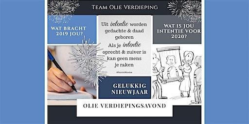 Olieverdiepingsavond Alphen a/d Rijn 23 januari 2020