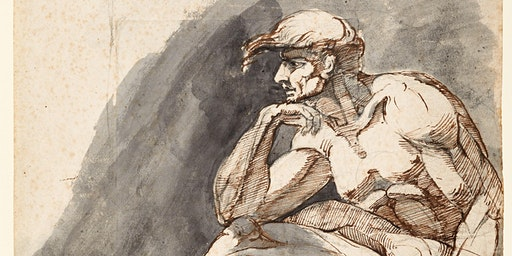 Life Drawing at the Harris - January 2020