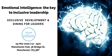 """People Confidential"" Leaders Lunch Manchester tickets"