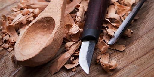 Dunsmore Living Landscape: Two Day Spoon Carving Workshop-Cooking Spoon