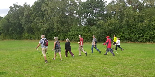 Introduction To Nordic Walking - January - Winsford