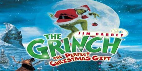 The Grinch - Christmas Drive In Essex Alfresco Cinema - Prom Park, Maldon