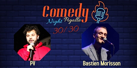 Comedy Night Pigalle #13 tickets