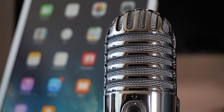 Podcasting Tips for Beginners and Pros tickets