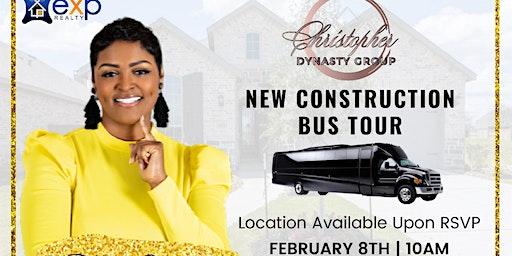 New Construction Bus Tour
