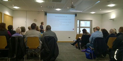 Leeds Food Aid Network (FAN) Meeting 28th January 2020
