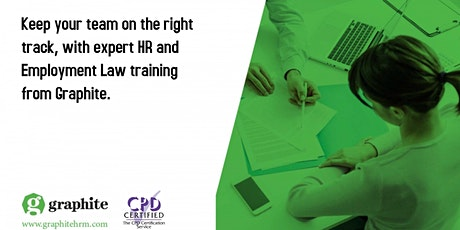Work Place Investigator Training - CPD Certified tickets